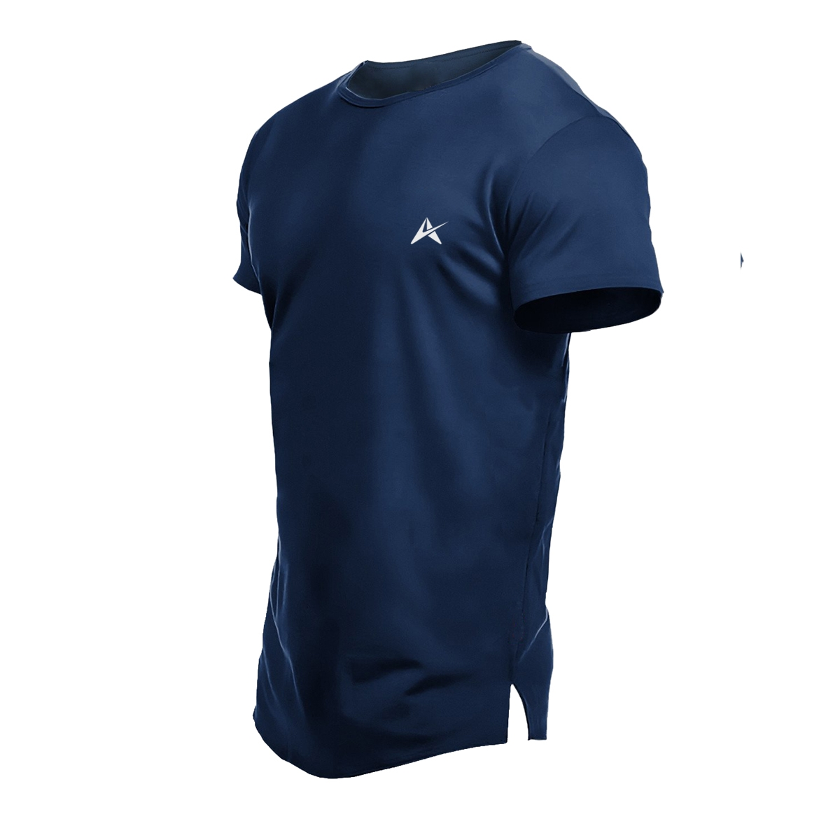 Good threads Men's Cotton Crew neck  T-Shirt AI-008