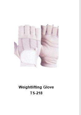 Weight Lifting Gym Workout Gloves with Wrist Wrap Support for Men & Women TSI  218