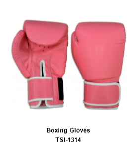 Genuine Leather Pro Style Boxing  Training Gloves TSI 1314