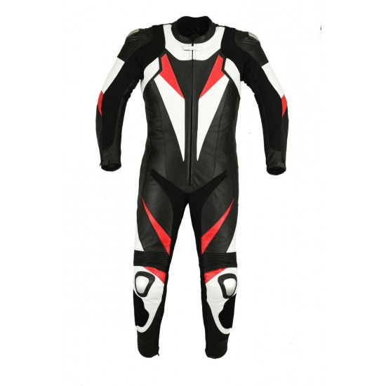 Motorbike & Auto Racing Leather Suit DR-116
