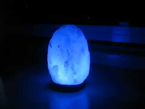 Himalayan Salt Lamp in Multi Color  Model No. SL-13