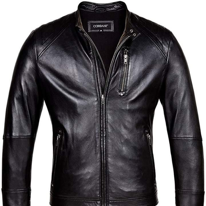 Motorcycle Men Leather Jackets TIMJ  006