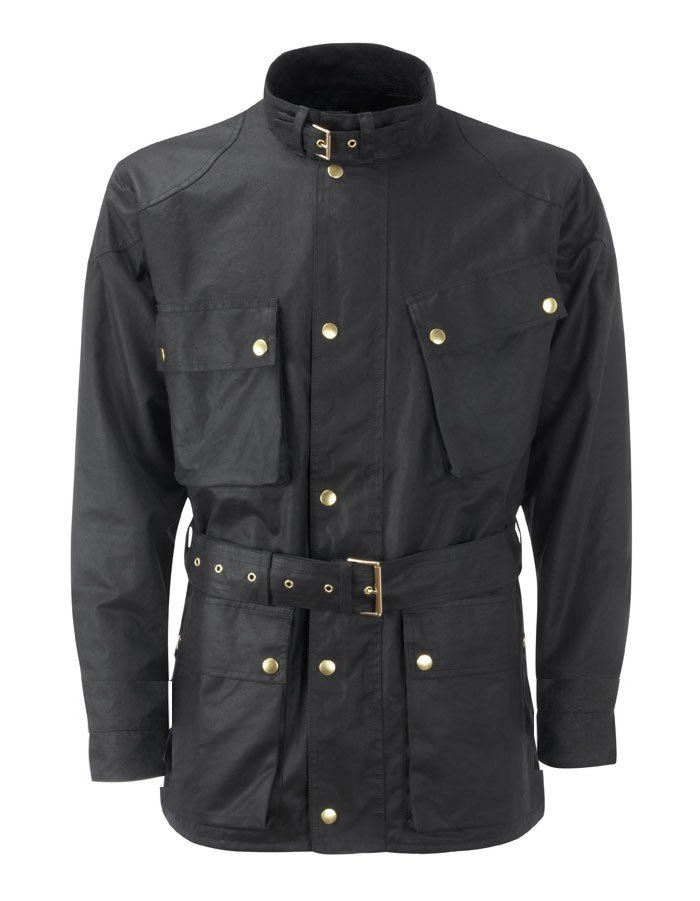 Cotton Wax Long Jackets  CWLJ 0037