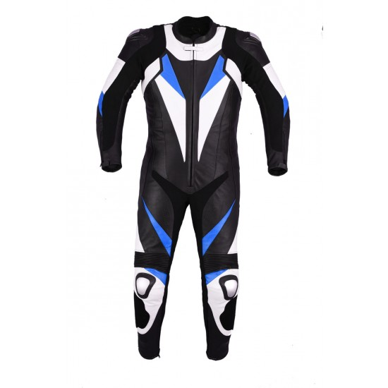 Motorbike & Auto Racing Leather Suit DR-114